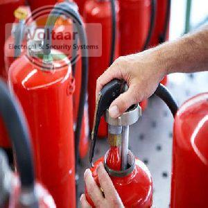 Fire Extinguisher System AMC Services