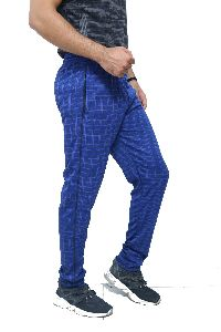 SN Mens Dazzel Checked Track Pant