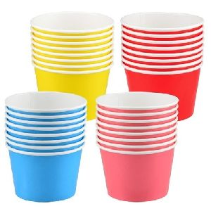 Colored Paper Cup