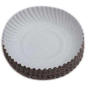 Wrinkle Paper Plate