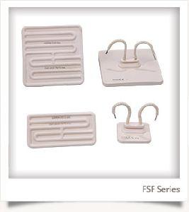 Flat Ceramic Infrared Heater