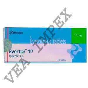 Evertor-10 Tablets
