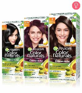 Garnier Colour Naturals Hair Colour