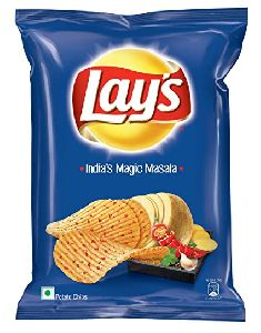 Lays Indias Magic Masala Potato Chips
