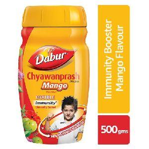 Mango Dabur Chyawanprash