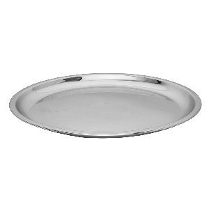 Stainless Steel China Dinner Plate