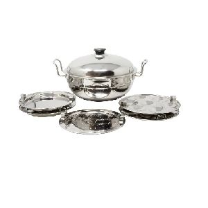 Stainless Steel Induction Bottom Handi Set