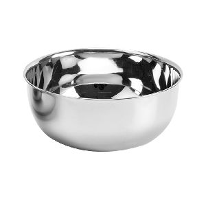 Stainless Steel Super Bowl