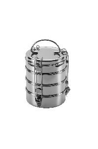 Stainless Steel Wire Tiffin without Plate