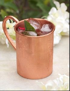 Copper Water Mug