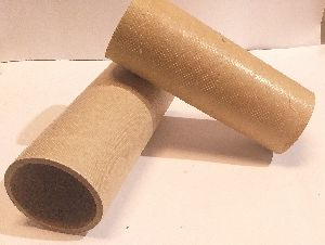 Embossed Knurling Paper Tube