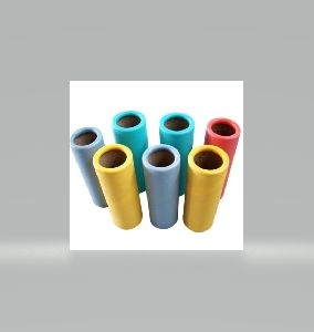 Textiles Wrapping and Bending Paper Tube