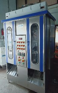 Double head milk,juice, pouch packing machine