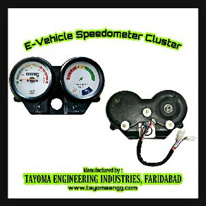 Electric Vehicle Speedometers