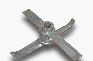PVC Mixer Blade