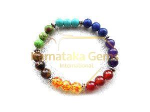 7 Chakra Fancy Bracelet