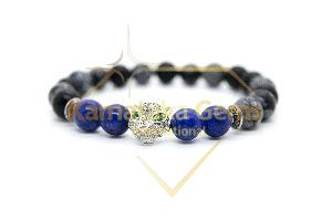 Lava Snowflake Bracelet