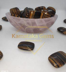 Tiger Eye Flat Palms