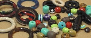 Leather Toggle Buttons