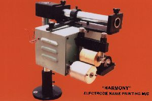 Electrode Name Printing Machine