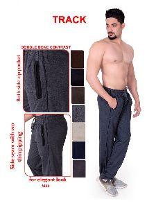 Mens Hosiery Plain Track Pant