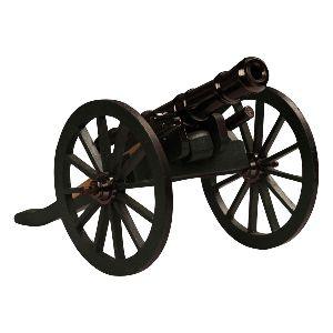 Indian Civil War Cannon Model
