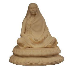 Sri Sharada Maa Marble Statue
