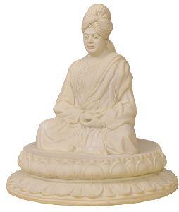 Swami Vivekananda Fiber Statue
