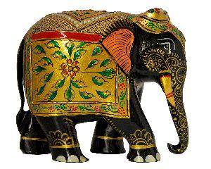 Hand Craved Elephant