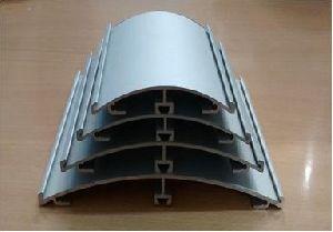 Aluminium Curved Profiles