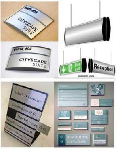 Modular Sign System