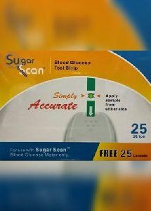 Sugar Scan Glucostrips