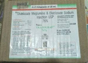 Trazograf 76% 20ml Injection