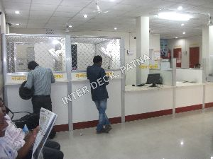 Bank Cash Counter