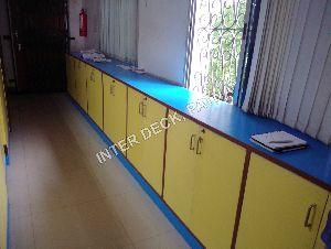 Bank Storage Cabinet