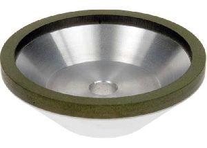 Resin Bonded Diamond & CBN Dish Wheel