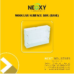 Modular Surface Box (base)
