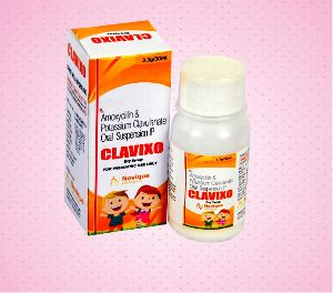 Amoxycillin & Potassium Clavulanate Oral Suspension