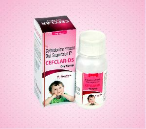Cefpodoxime Proxetil Oral Suspension