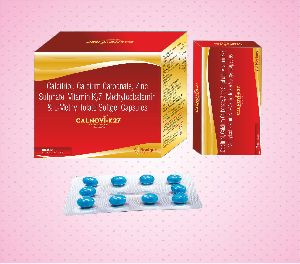 Methylcobalamin & L-methyl Folate Softgel Capsules