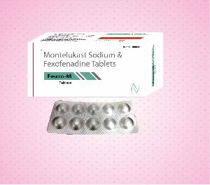 Montelukast Sodium & Fexofenadine Tablets