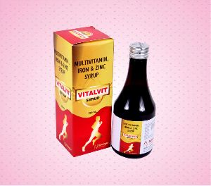 Multivitamin Iron & Zinc Syrup