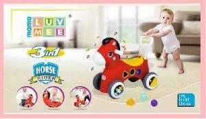 Baby Swing & Musical Bouncer