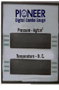 Digital Combo Gauge