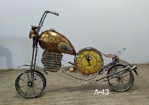 Bike Design Clock