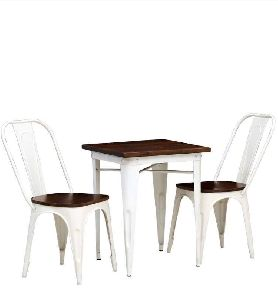 Iron Dining Table Set