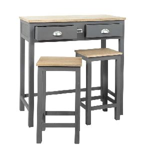 Writing Desk with Stool