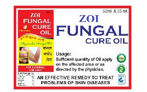 Zoi-Fungal Cure Oil