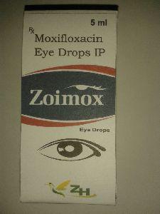 Zoimox Eye Drops