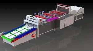 A3 & A4 size sheet cutting machine